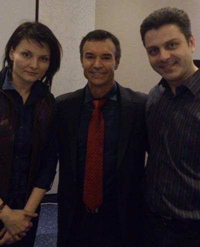 Врачи клиники Венус на конференции, посвященной лазерным технологиям в эстетической медицине с Патриком Биттером – автором методики ForeverYoung BBL, США, Las Vegas, 2012