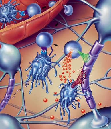 Вмиг при рассеянном склерозе